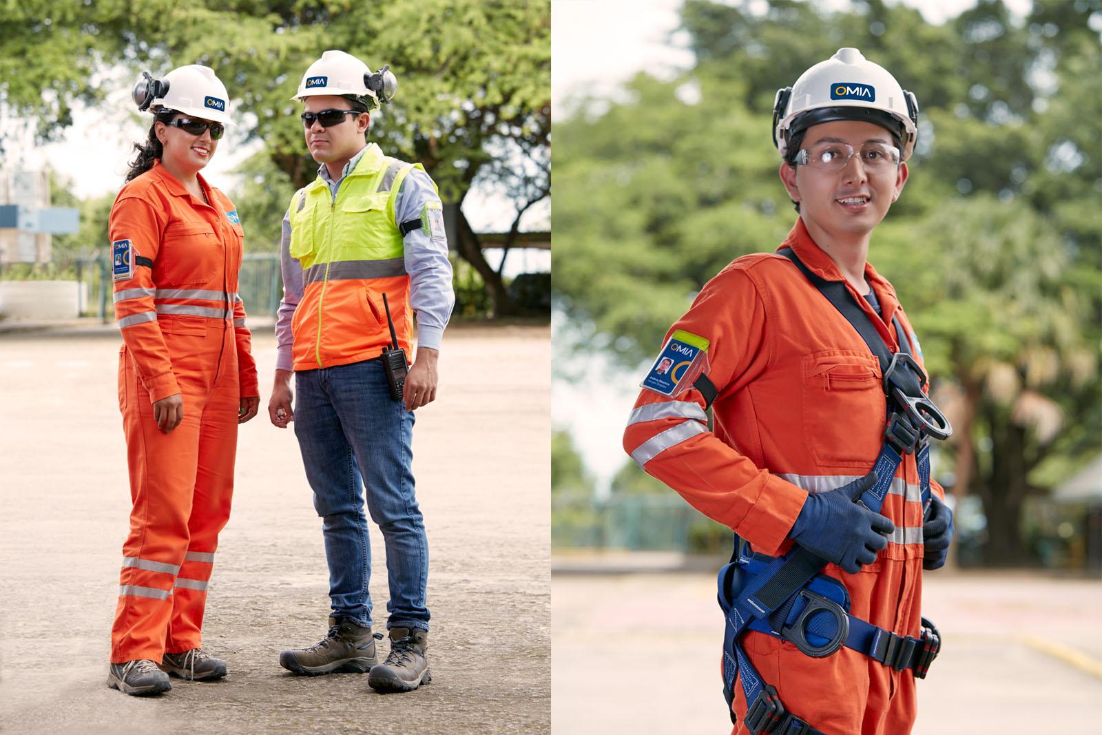 OMIA Colombia - Operacion y mantenimiento integral de activos de la Industria de Petroleos