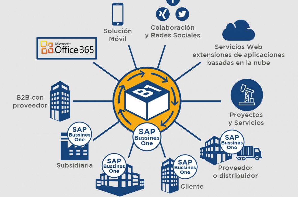 OMIA, CAMINO A LA EXCELENCIA CON LA IMPLEMENTACION DE SAP BUSINESS ONE